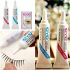 Waterproof False Eyelashes Makeup Adhesive Eye Lash Glue Clear White Lady NEW