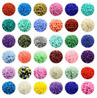 1000pcs 2mm  Czech Glass Seed Round Spacer beads Jewelry Making DIY