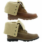 New Timberland 6 Inch Classic Warm Shearling Lined Ankle Boots Size UK 4-6.5
