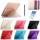 Sleep/Wake Ultra Slim Leather Smart Stand Folio Cover Case For iPad Air2 hzk8