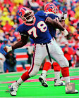 Bruce Smith Buffalo Bills NFL Licensed Fine Art Prints (Select Photo & Size)