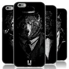 HEAD CASE CLASSY ANIMALS SOFT GEL CASE FOR APPLE iPHONE 6S