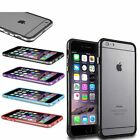 "For iPhone 6s 6 Plus 4.7"" 5.5"" TPU Rubber Ultra Thin Bumper Case Frame Cover"