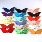Wedding Party Butterfly Name Cards for Wineglass Decoration 10x A1014 WFR