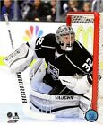Jonathan Quick Los Angeles Kings 2014 NHL Playoff Action Photo (Select Size)