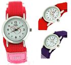 Reflex Girls Childrens Easy Fasten Strap Love Hearts Watch Xmas Gift For Kids