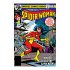 iCanvas The Spider-Woman, Issue #10 Cover by Marvel Comics Graphic Art on Canvas