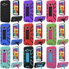 Hybrid Stand Protector Case Cover For Samsung Galaxy Core Prime Prevail LTE G360