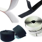 Fastening Tape Self Adhesive Sticky Strip Sew On Tape Hook and Loop