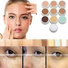 10 Colors Cover Black Eyes Acne Scars Makeup Natural Concealer Foundation Cream