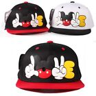 KIDS hats high quality boys cap Micky Love Snapback caps lovely children hat