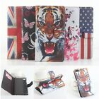 For Lenovo S60-W S60-T Smartphone Flip Printed Pattern PU Leather Case Cover New