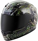 Scorpion EXO-R710 EXOR710 Illuminati Full Face Helmet