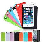 4800mAh External battery backup power bank Charger Cover Case for iphone 6/6plus