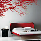 Winter Tree Branch Art Wall Stickers Wall Decals