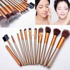 12pcs Professional Cosmetic Makeup Brushes Set Foundation Brush Eyeshadow brush