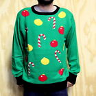 Super Ugly Christmas Sweater New! Funny Holiday