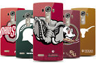 Official NCAA Team Fan Slim Thin Back Protector Hard Cover Case for LG G4