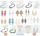 New Fashion Jewellery Earring & Long Necklace Various Design