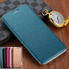 Slim Simple Elengant Protective Flip Leather Case Skin Cover For Samsung Galaxy