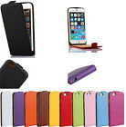 Luxury Magnetic Closure Vertical Flip Leather Hard Case Cover For Apple iphone 6