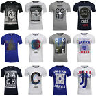 JACK & JONES HERREN T-SHIRT MIX TEE Gr.S,M,L,XL,XXL