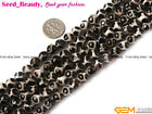 New Round Faceted Fire Agate Jewelry Making Gemstone Beads Strand 15'' sd4713-V