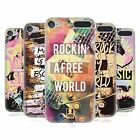 HEAD CASE DESIGNS ALL ABOUT MUSIC COVER MORBIDA IN GEL PER APPLE iPOD TOUCH MP3