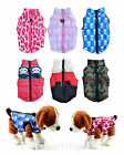 SMALL dog puppy comfortable warm quality lightweight coat jacket clothes vest BN