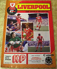 1983/84 DIVISION ONE - LIVERPOOL v SOUTHAMPTON