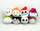 The Nightmare Before Christmas Tsum Tsum plush Toy Santa Jack Zero Lock Sally