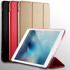 2016 Luxury Leather Smart Magnetic Stand Cover Case For iPad 2/3/4/ Mini Air Pro