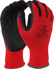 ACE GRIP LITE LATEX COATED GRIP GRIPPER WORK GLOVES
