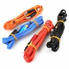 170CM Silicone Clip Cord Cable Power Supply Wire For Tattoo Machine Gun Ink Tool