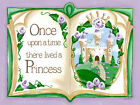 Oopsy Daisy Once Upon a Time Storybook Canvas Art