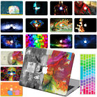 """Colorful Hard Case Shell Keyboard Cover For Macbook Pro13""""15""""retina Air 11 12 13"""