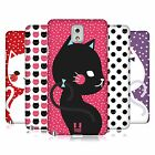 HEAD CASE DESIGNS CATS AND DOTS HARD BACK CASE FOR SAMSUNG PHONES 2