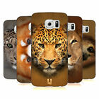 HEAD CASE DESIGNS ANIMAL FACES 2 HARD BACK CASE FOR SAMSUNG PHONES 1
