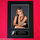 BARBRA STREISAND Signed Autograph Mounted Photo REPRODUCTION PRINT A4 225