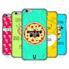 HEAD CASE DESIGNS FOREVER PIZZA HARD BACK CASE FOR APPLE iPHONE PHONES