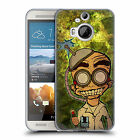 HEAD CASE DESIGNS MAD SCIENTISTS SOFT GEL CASE FOR HTC PHONES 2