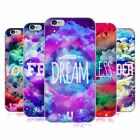 HEAD CASE DESIGNS CHROMATIC CLOUDS SOFT GEL CASE FOR APPLE iPHONE PHONES