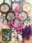 DREAMCATCHER BANISH BAD DREAMS DREAM CATCHER 5CM  WINDCHIME MOBILE
