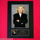 BILLY CONNOLLY Signed Autograph Mounted Photo REPRODUCTION PRINT A4 176