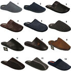 MENS SLIPPERS SHOES COOLERS DUNLOP CLIFF  MULES SLIP ON  SIZE UK 7 8  10 11 12