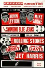 Vintage 50's & 60's Rock & Roll Concert Posters Elvis Beatles Holly A5/A4/A3
