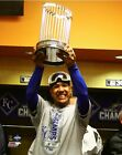 Salvador Perez Kansas City Royals 2015 World Series Photo SL109 (Select Size)
