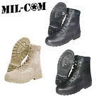 Milcom Mil-Com Patrol Boot, Desert Suede, All Leather, Cordura Sizes 4-13
