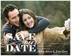30 50 100 UR Photo Save the DATE MAGNETS & Env CUSTOM