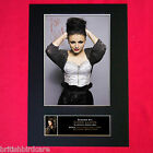 CHER LLOYD Mounted Signed Photo Reproduction Autograph Print A4 220